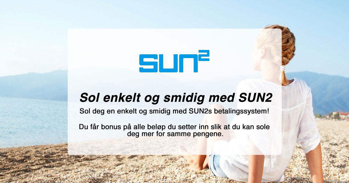 Sun2 Solsenter | Sun2 Bankgata
